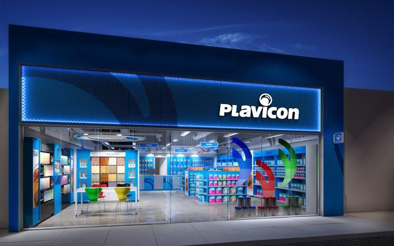 PROYECTO PARA LOCAL COMERCIAL DE PINTURERIAS PLAVICON