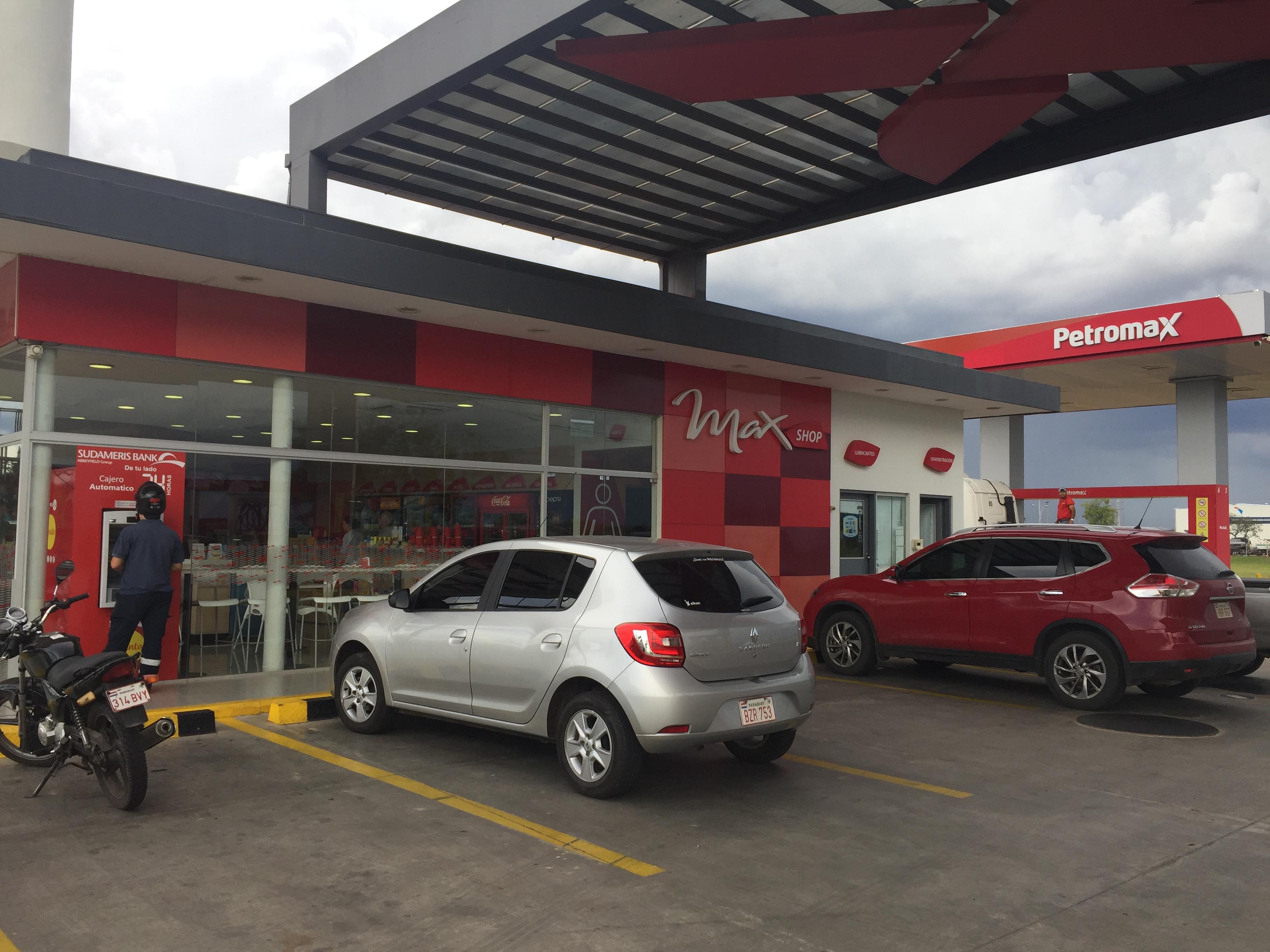 PROYECTO DE ESTACIONES DE SERVICO PETROMAX - PARAGUAY